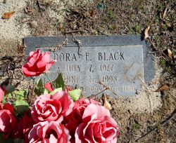 Dora E. <I>Caulder</I> Black