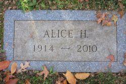 Alice H. Coggeshall