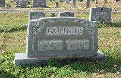 Walcie Rowena <I>Barlar</I> Carpenter