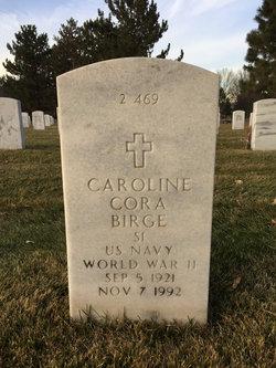 Caroline Cora Birge