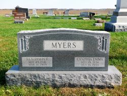 Benjamin F Myers