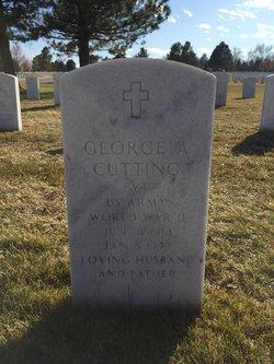 George A Cutting