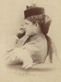 Charlotte Elizabeth <I>Edgerton</I> Swartwout