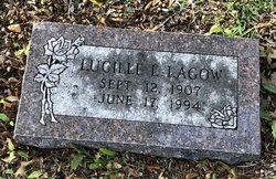 Lucille <I>Leatherwood</I> Lagow