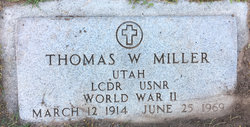 Thomas William Miller