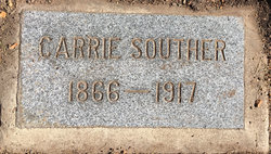 Carrie May <I>Allen</I> Souther
