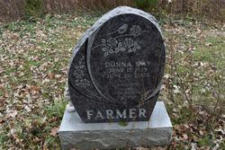 Donna May <I>Hill</I> Farmer