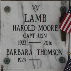 Harold Moore Lamb