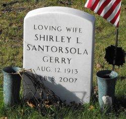 Shirley L <I>Gerry</I> Santorsola