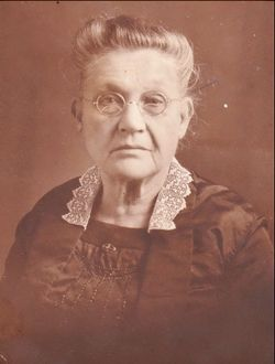 Margaret Jane <I>Garrett</I> Lay