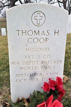Thomas H Coop