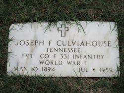 Joseph F Culviahouse
