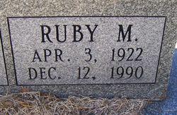 Ruby May <I>Melton</I> Aut