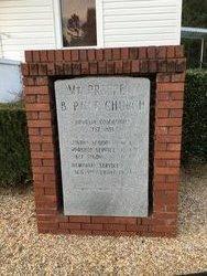 Mount Prospect Baptist Church Cemetery