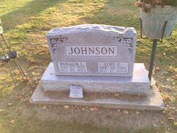 Lois E. <I>Myhre</I> Johnson
