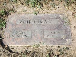 Mrs Julia C. Achtermann