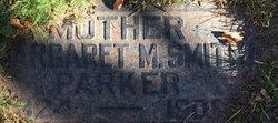 Margaret M <I>Smith</I> Parker
