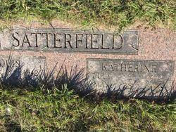 Katherine <I>Nail</I> Satterfield