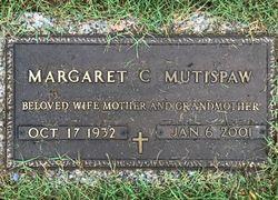Margaret Madaline <I>Croxton</I> Mutispaw