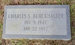 Charles Saunders Burckhalter