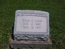 "Esther Ellen ""Essa"" <I>Van Fossen</I> Cash"