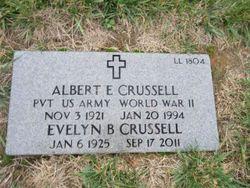 Albert Edward Crussell