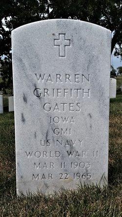 Warren Griffith Gates