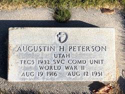 Gustin H Peterson