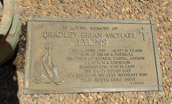 Bradley Brian Michael Lyons