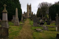 Larbert Parish Churchyard