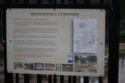 Wilberforce Cemetery