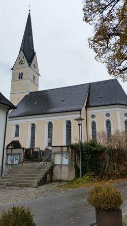 Kirchfriedhof Pfaffenhofen am Inn