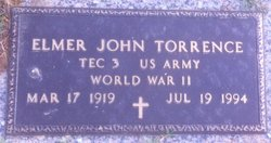 Elmer John Torrence