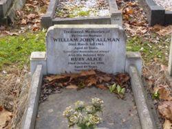 William John Allman