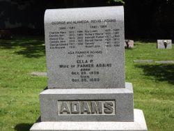 Georgia Jane Adams