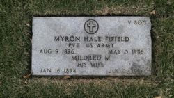 Mildred M Fifield