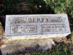 Laura B. <I>Strohm</I> Berry
