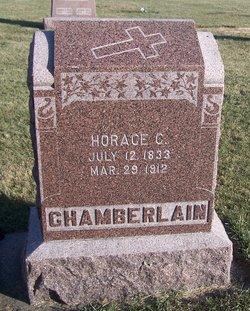 Horace C Chamberlain