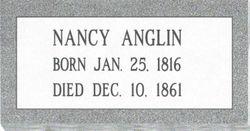 Nancy Rogers <I>Pettyjohn</I> Anglin