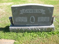 "Ethel ""Dutch"" Gamblin"