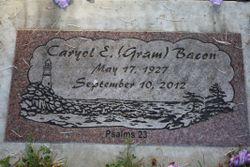 """Caryol Evonne """"Gram"""" <I>Baker</I> Bacon"""