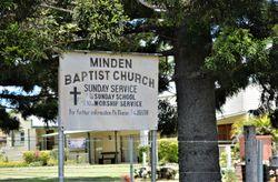 Minden Baptist Church Cemetery