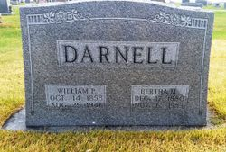 Bertha Mae <I>Copeland</I> Darnell