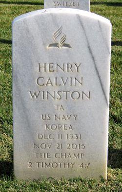 Henry Calvin Winston