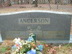Lottie <I>Lakey</I> Anderson