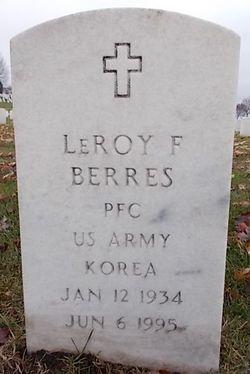 Leroy F Berres