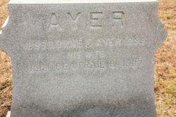 Beatrice E Ayer