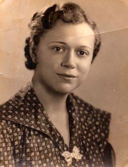 Edna Alice <I>Pronger</I> Berg