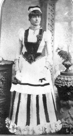 Margaret Pearl <I>Tyler</I> Ellis