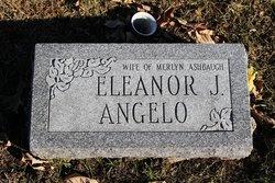 Eleanor Joan <I>Angelo</I> Ashbaugh